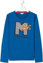 Little Marc Jacobs Marc sweatshirt