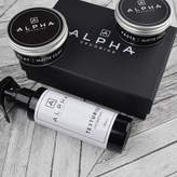 Alpha Grooming Men's Matte Hair Styling And Sea Salt Gift Box