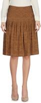 Boule De Neige Knee length skirts - Item 35340963