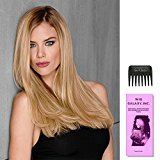 "Hairdo. by Jessica Simpson & Ken Paves 18"" Remy Human Hair Extensions Kit (10 Piece) 