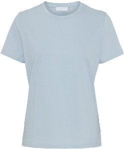 2nd Day Frost ThinkTwice Tee - Cashmere Blue - Size S (UK 10)