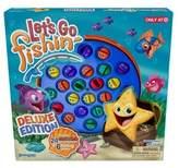 Let's Go Fishin' Board Game