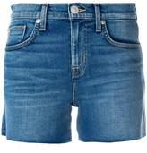 Hudson frayed denim shorts