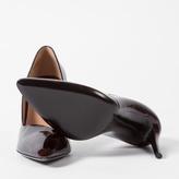 Paul Smith Women's Tortoiseshell Patent Leather 'Fleur' Shoes