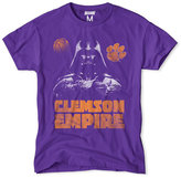 Tailgate Clothing Men's Clemson Tigers Darth Vader Empire T-Shirt