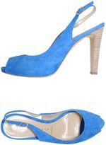 Martin Clay Platform sandals