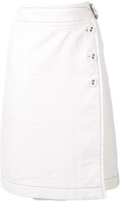 Marni Goma wrap skirt