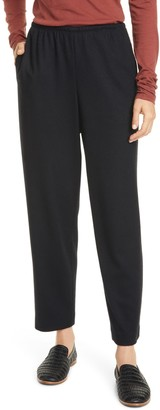 Vince Tapered Wool Blend Crop Pants