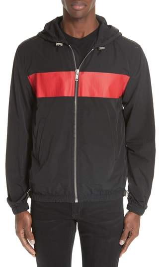 Givenchy Motocross Windbreaker
