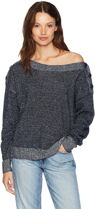 Joie Women's Gadelle Off-The-Shoulder Sweater
