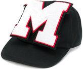 MSGM patch detail cap