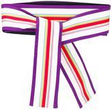 Diane von Furstenberg striped scarf - women - Silk/Polyester - One Size