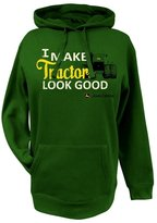 John Deere Western Sweatshirt Womens True to Size M 23025418