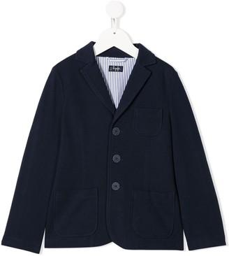 Il Gufo Multi-Pocket Buttoned Blazer