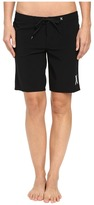 "Hurley Phantom Solid 9"" Beachrider Boardshorts"