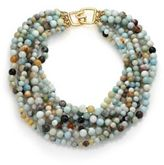 Kenneth Jay Lane Beaded Eight-Strand Necklace