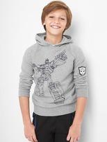 Gap Transformers© raglan hoodie