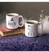 Cathy's Concepts 'Witches' Brew' Ceramic Coffee Mugs