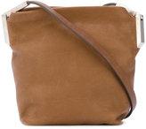 Rick Owens mini zip crossbody bag