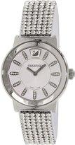 Swarovski Women's Piazza 1000668 Leather Swiss Quartz Watch