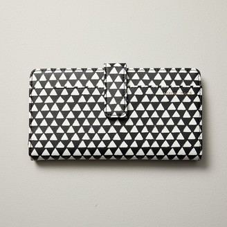 Love & Lore Love And Lore Tab Travel Wallet Triangles