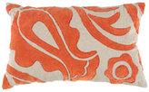 Orange Suzani Pillows