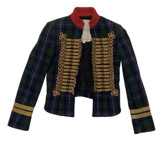 Denim & Supply Ralph Lauren Multicolour Wool Jackets