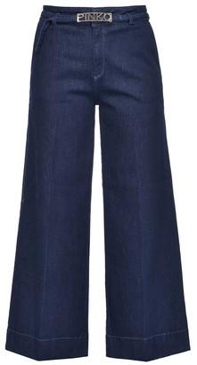 Pinko Jeans Blu Scuro Donna