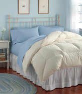 L.L. Bean Permabaffle-Box Goose Down Comforter, Warmer