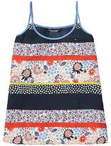 Tommy Hilfiger Final Sale-TH Kids Patchwork Flower Top