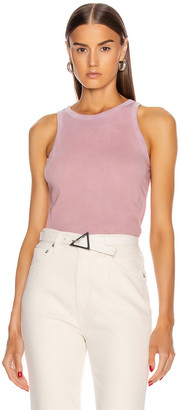 Cotton Citizen Standard Tank in Vintage Rose | FWRD