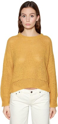Simon Miller Washed Wool Knit Sweater