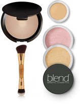 Blend Mineral Luminizer Glowing Complexion Kit - Medium