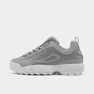 Fila Men's Disruptor 2 Premium Shine Casual Shoes