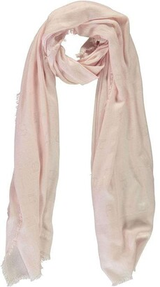 Biba logo scarf