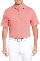 Bobby Jones Men's Xh20 Rye Check Stretch Golf Polo