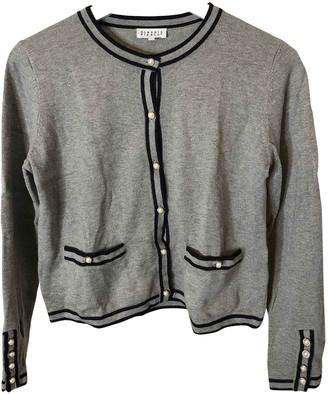 Claudie Pierlot Grey Cotton Knitwear for Women