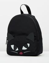 Lulu Guinness Kooky Cat Backpack