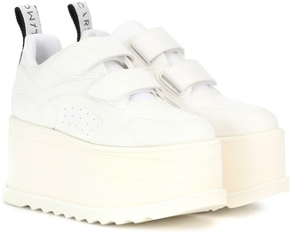 Stella McCartney Eclypse platform sneakers