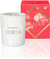 Ecoya Botanicals Evolution Jacaranda and Plum Candle - Mini Metro Jar