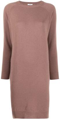Peserico short sweater dress