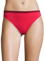 Calvin Klein Stretch-Fit Thong