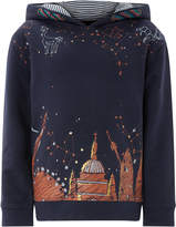 Monsoon Chester London Scene Hoody