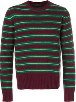 Prada striped jumper