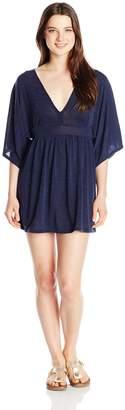 Motel Rocks MOTEL Women's Edma Dolman Sleeve Dress