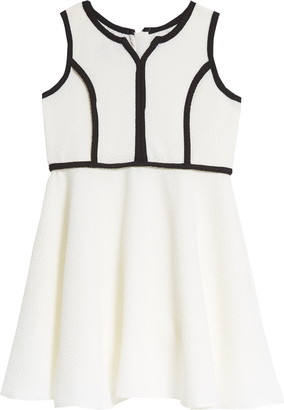 Pippa & Julie Pebble Trim Dress