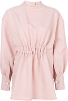 Marni cinched waist blouse - women - Polyester - 40