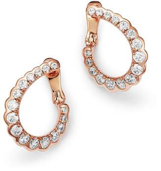 Bloomingdale's Graduated Diamond Front-to-Back Earrings in 14K Rose Gold, 0.75 ct. t.w. - 100% Exclusive