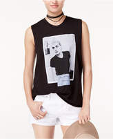 Bravado Lady Gaga Joanne Tour Juniors' Cotton Photo-Print Muscle Tank