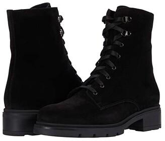 La Canadienne Sabel (Black Suede) Women's Boots